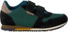 Green WODEN WONDER Sneakers AXEL SUEDE - small