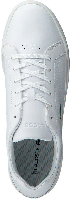 White LACOSTE Sneakers CHALLENGE  - large