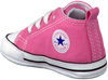 Pink CONVERSE Baby shoes FIRST STAR - small