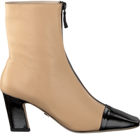 Beige LOLA CRUZ Booties 096T14BK  - medium
