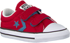 Red CONVERSE Sneakers STAR PLAYER 2V OX KIDS - small