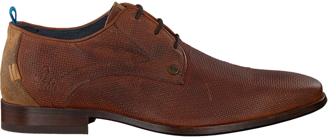 Cognac REHAB Business shoes GREG WALL 02 - large