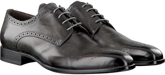 Grey GIORGIO Business shoes HE12421 - large