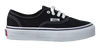 Black VANS Sneakers AUTHENTIC KIDS - small