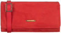 Red PETER KAISER Clutch LANELLE  - medium