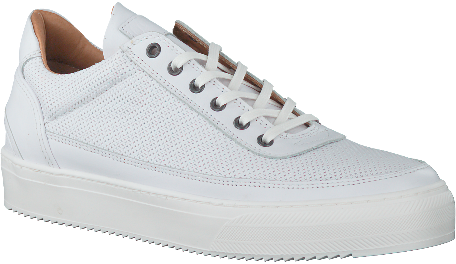 00d3d34c71b White CYCLEUR DE LUXE Sneakers MONTREAL - large. Next