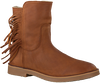 Cognac GIGA High boots 8671 - small