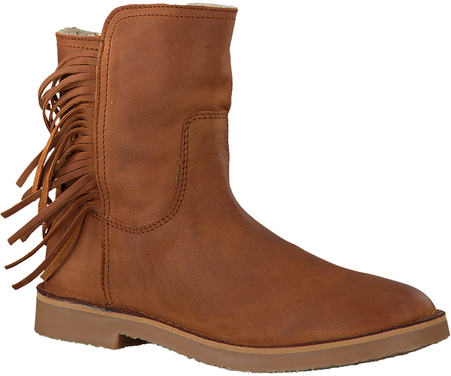 Cognac GIGA High boots 8671 - large