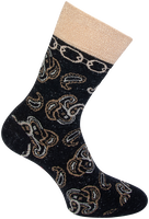Black MARCMARCS Socks MIMI  - medium