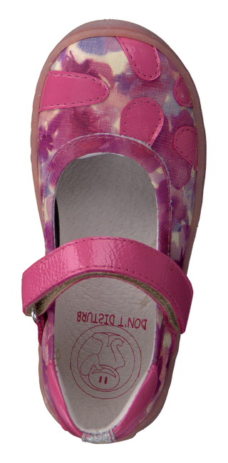 Pink DON'T DISTURB Ballet pumps 4002 - large