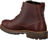 Brown GAASTRA Lace-up boots CAPE MID TMB FLT  - small