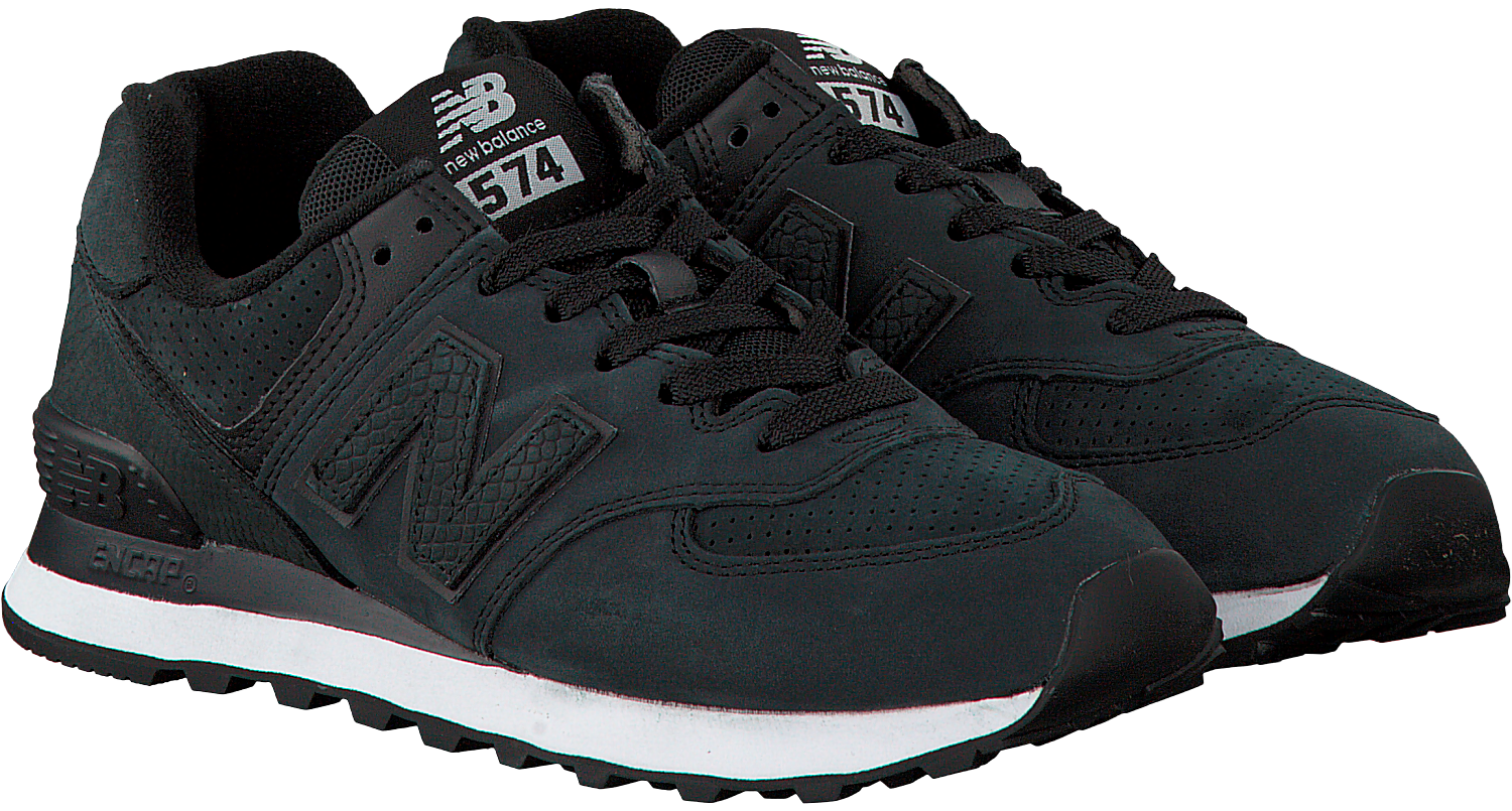 Black NEW BALANCE Sneakers WL574 - Omoda.com
