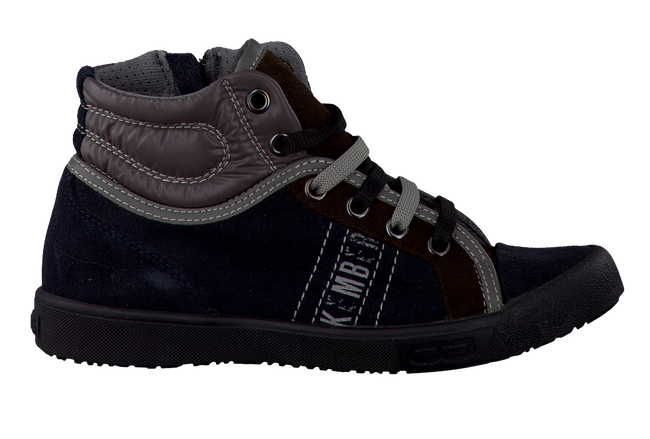 Blue BIKKEMBERGS Sneakers CAMPUS - large