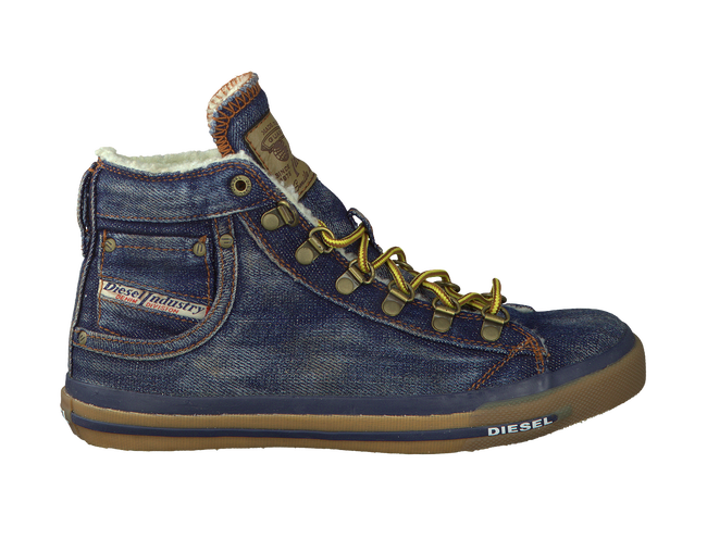 Blue DIESEL Sneakers MAGNETE K - large
