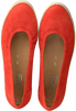 Red GABOR Slip-on shoes 400.1  - small