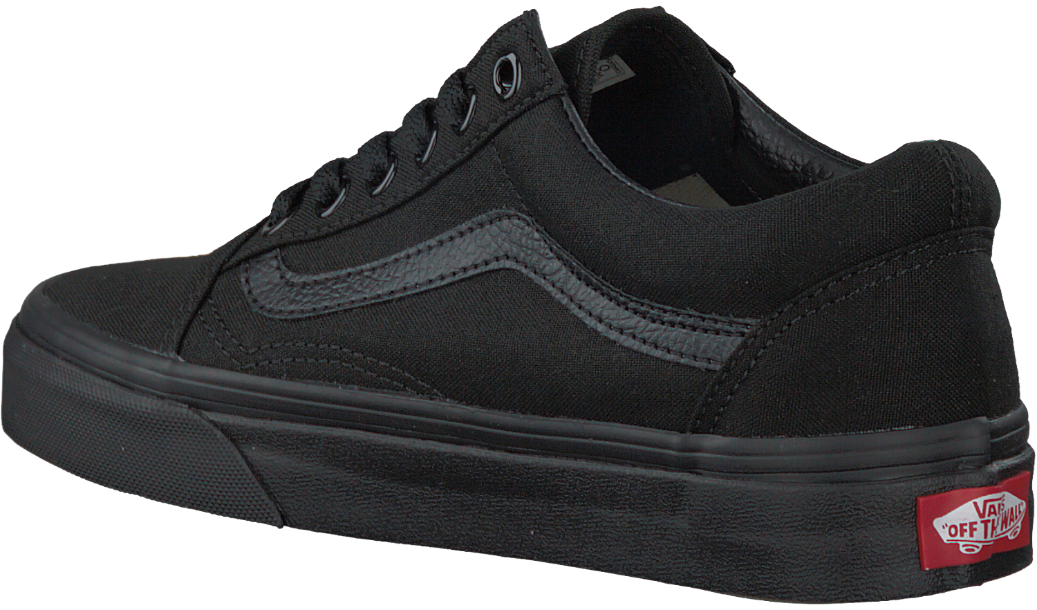 Black VANS Sneakers OLD SKOOL WMN - Omoda.com