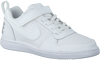 White NIKE Sneakers COURT BOROUGH LOW (KIDS) - small