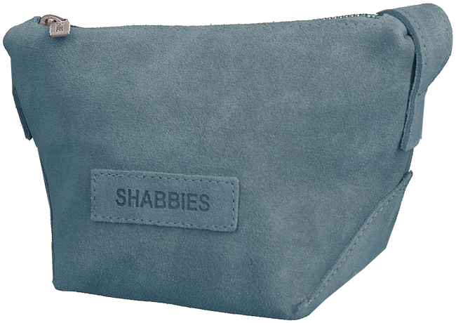 Blue SHABBIES Shoulder bag 261020005 - large