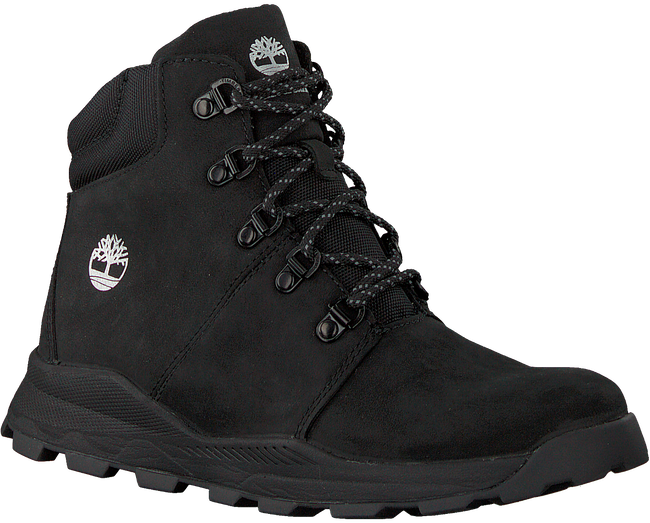 Black TIMBERLAND Lace-up boots BROOKLYN HIKER JUNIOR  - large