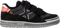 Black MUNICH Low sneakers G3 VELCRO  - medium