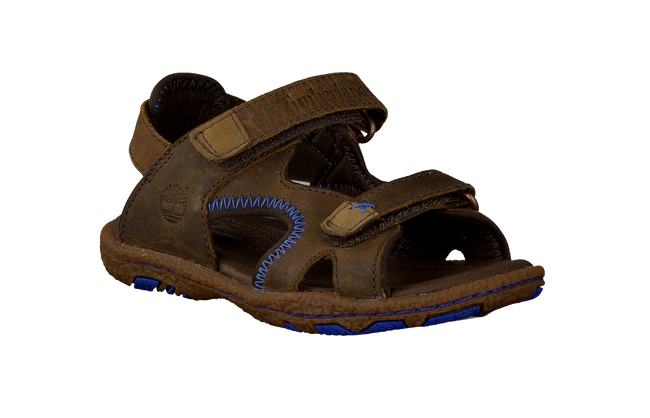 Brown TIMBERLAND Sandals EARTHKEEPERS WAGON HILL - large