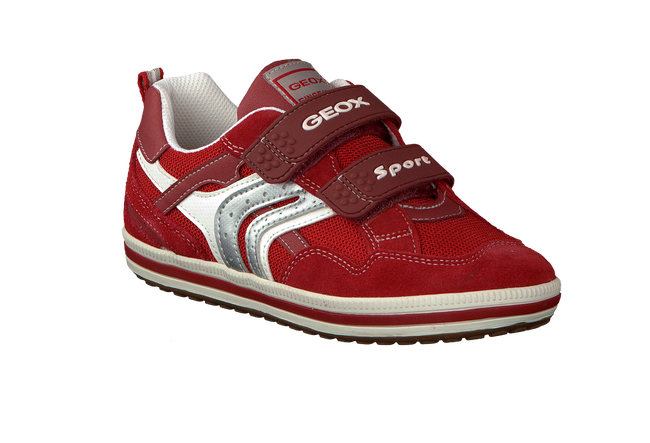 Red GEOX Sneakers B11A4L - large