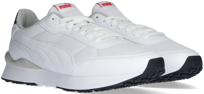 White PUMA Low sneakers PUMA R78 FUTR DECON  - large