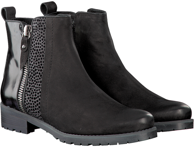Black MARIPE Booties 19450 - large