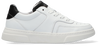 White HIP Low sneakers H1706  - small