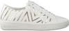 Gold MICHAEL KORS Sneakers WHITNEY LACE UP  - small