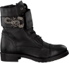 Black NIKKIE Lace-up boots SCORPION - small