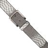 Grey FLORIS VAN BOMMEL Belt 75184 - small