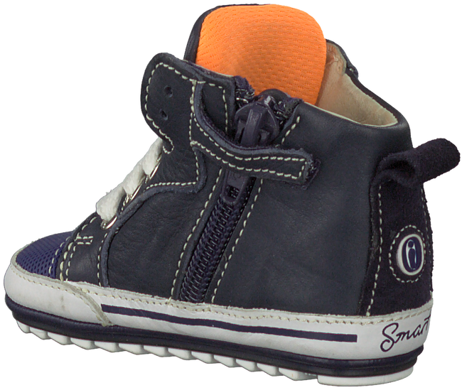 Blue SHOESME Baby shoes BP7W002 - large