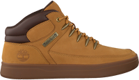 Yellow TIMBERLAND Lace-up boots DAVIS SQUARE HIKER  - medium