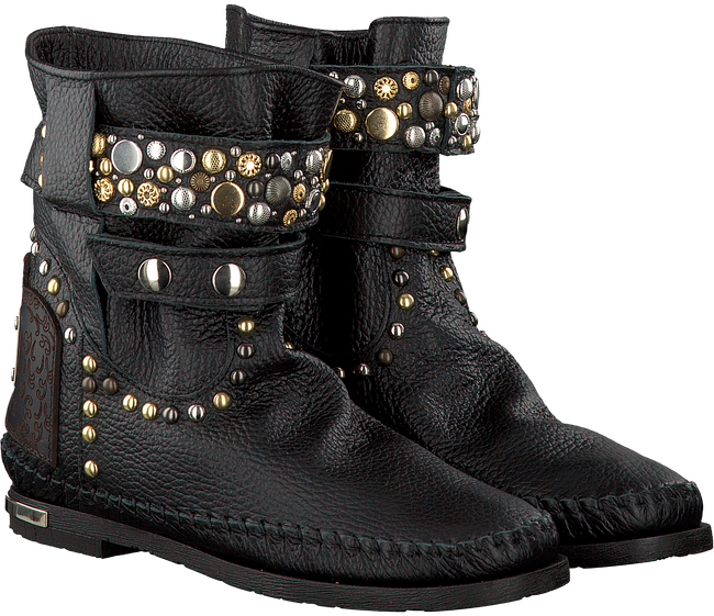 Black KARMA OF CHARME Booties TREASURE - large