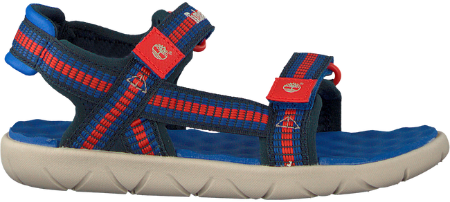 Blue TIMBERLAND Sandals PERKINS ROW WEBBING SNDL - large
