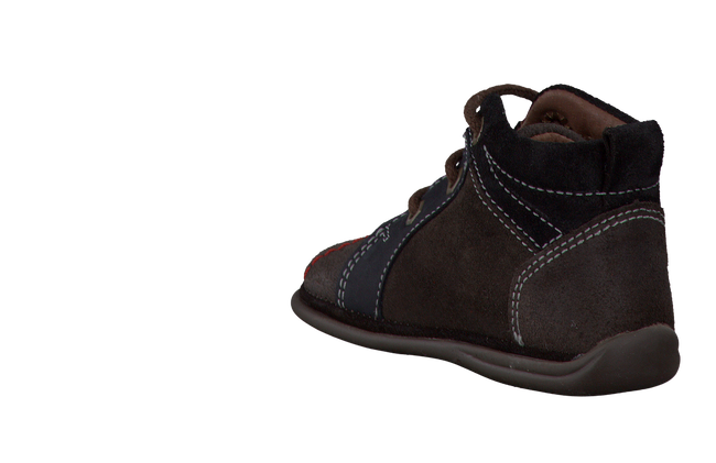Brown DON'T DISTURB Baby shoes 45862 - large