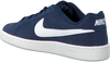 Blue NIKE Sneakers COURT ROYALE SUEDE MEN - small