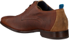 Cognac REHAB Business shoes GREG WALL 02 - small
