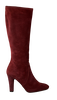 Red UNISA High boots RHYS F12 BS - small