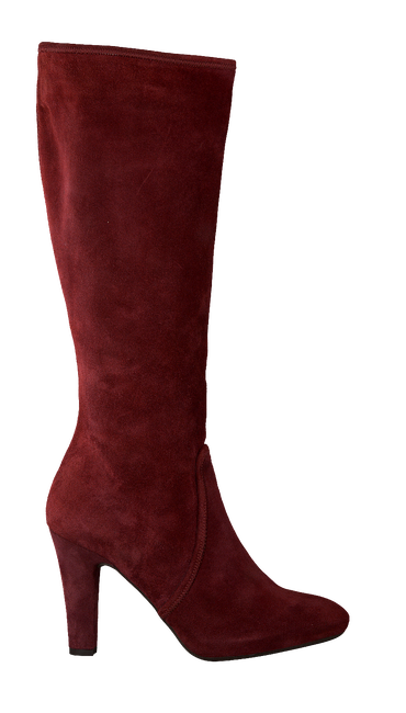 Red UNISA High boots RHYS F12 BS - large