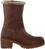 Brown PANAMA JACK Booties PIOLA B8 - small