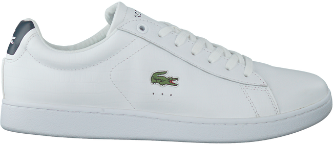 White LACOSTE Sneakers CARNABY EVO 3 - large