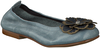 Blue CLIC! Ballet pumps 7775 - small