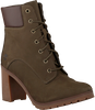 Green TIMBERLAND Classic ankle boots ALLINGTON 6IN LACE - small