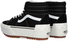 Black VANS High sneakers UA SK-8HI STACKED  - small