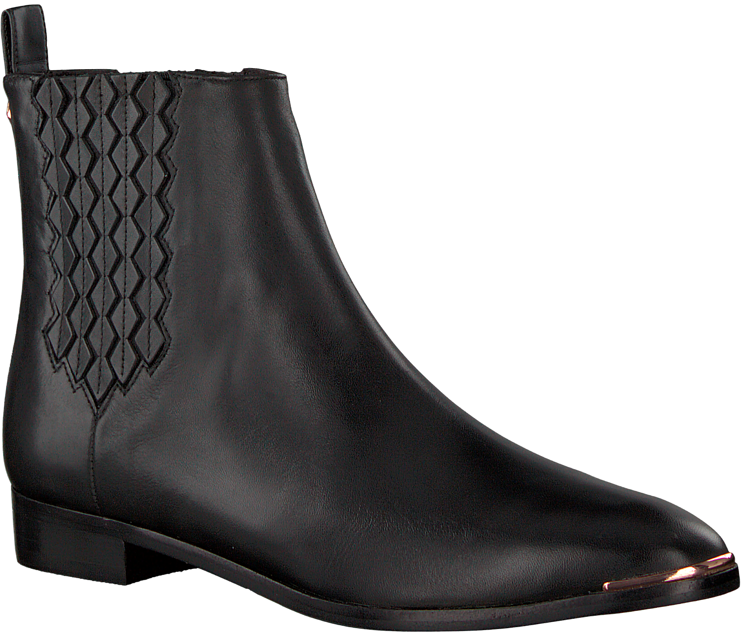 modern techniques numerous in variety favorable price Black TED BAKER Booties 917752 LIVECA - Omoda