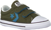 Green CONVERSE Sneakers STAR PLAYER 2V OX KIDS - small
