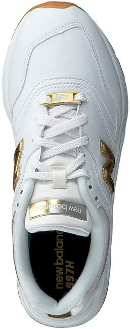White NEW BALANCE Low sneakers CW997  - large