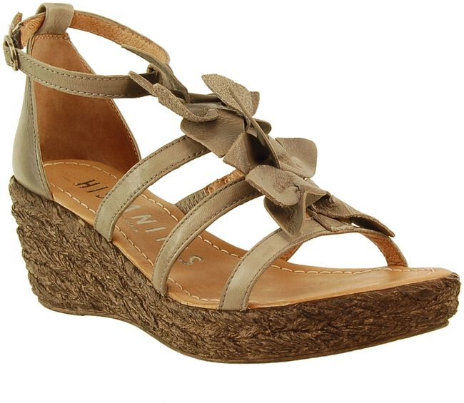 Grey HISPANITAS Sandals 13954 - large